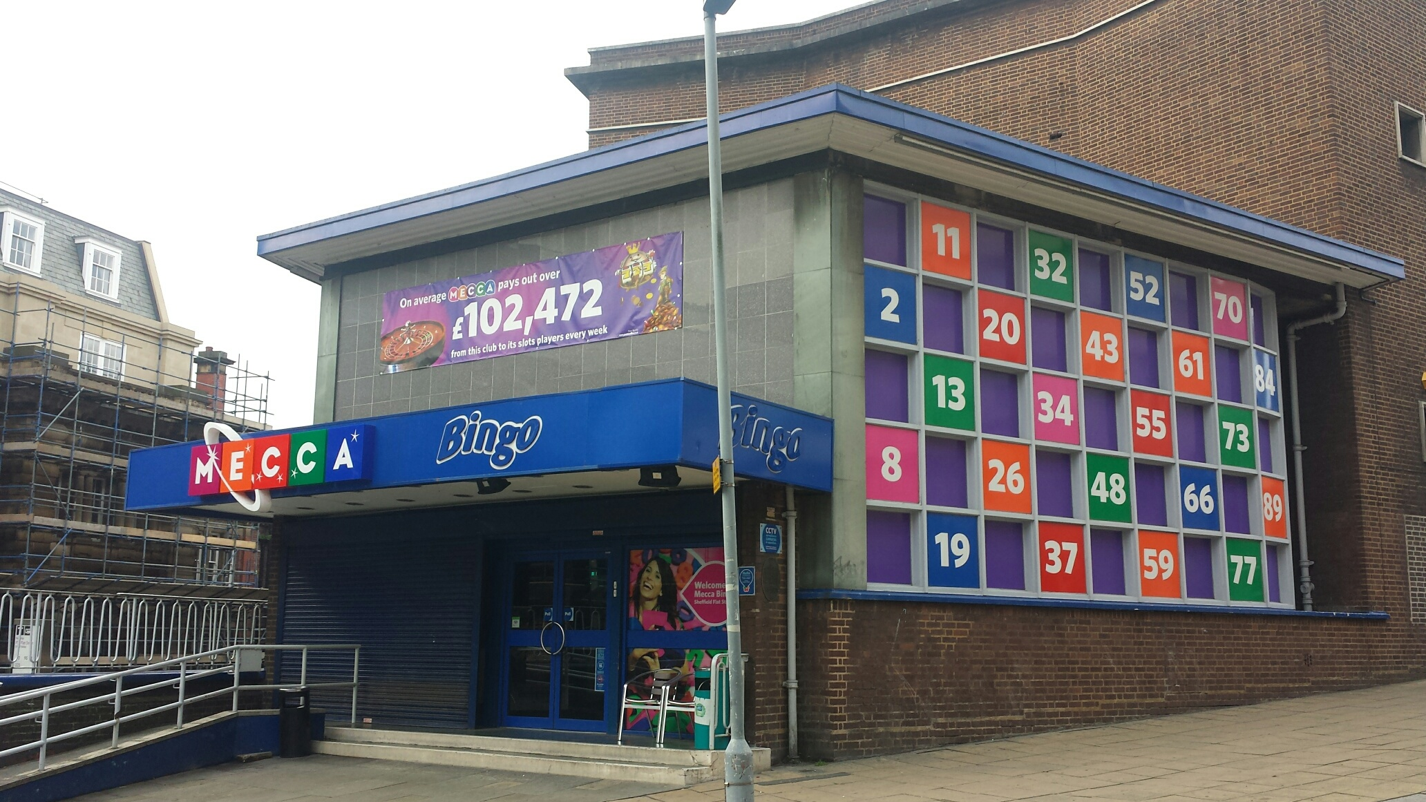Mecca Bingo in Sheffield